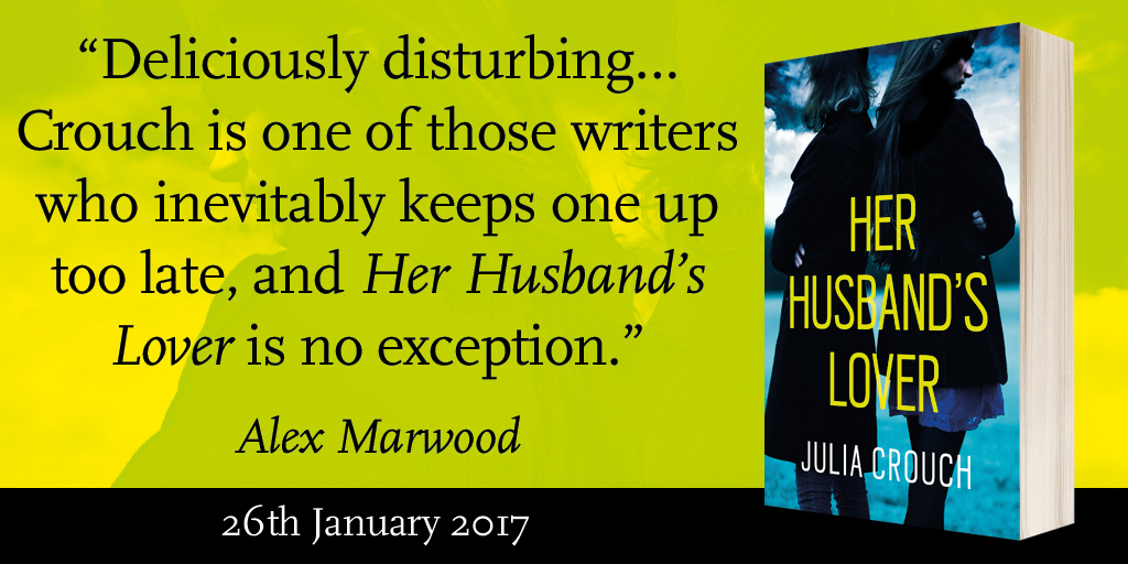 Alex Marwood on Her Husband's Lover
