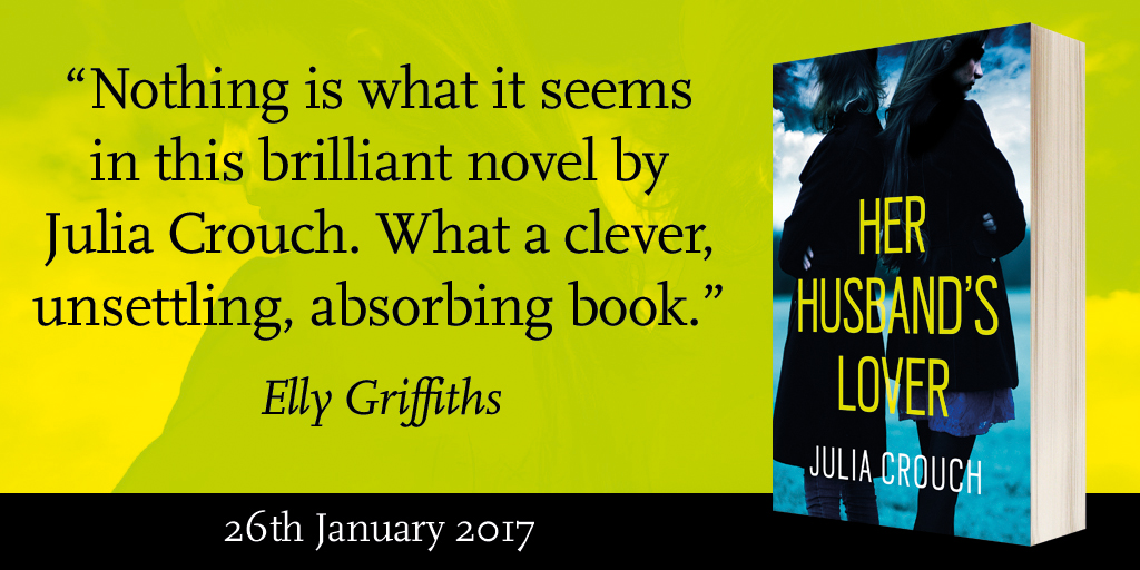 Elly Griffiths on Her Husband's Lover