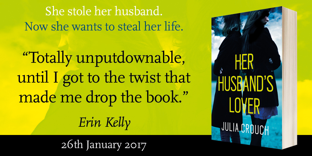 Erin Kelly on Her Husband's Lover